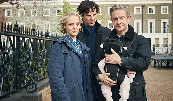 "The ""Sherlock"" showrunners explain their decision to do THAT during the Season 4 premiere"