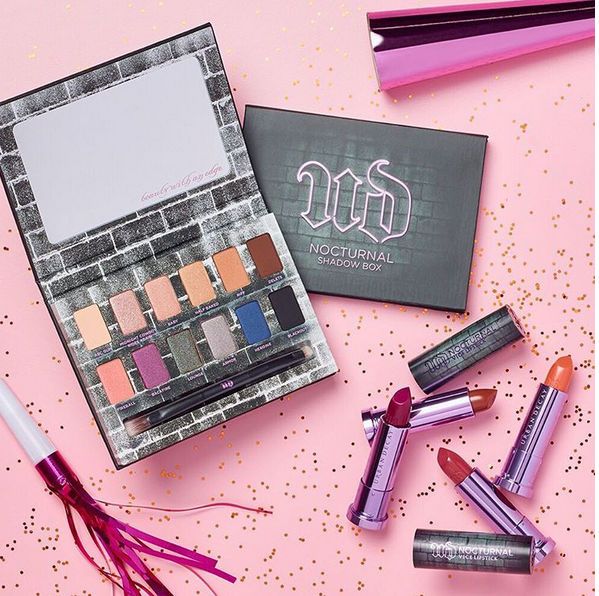 Ulta Beauty shared a sneak peek of Urban Decay's new Nocturnal collection and it's gorgeous