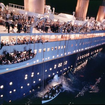 Apparently, the Titanic was maybe NOT sunk by an iceberg — here's what actually brought it down