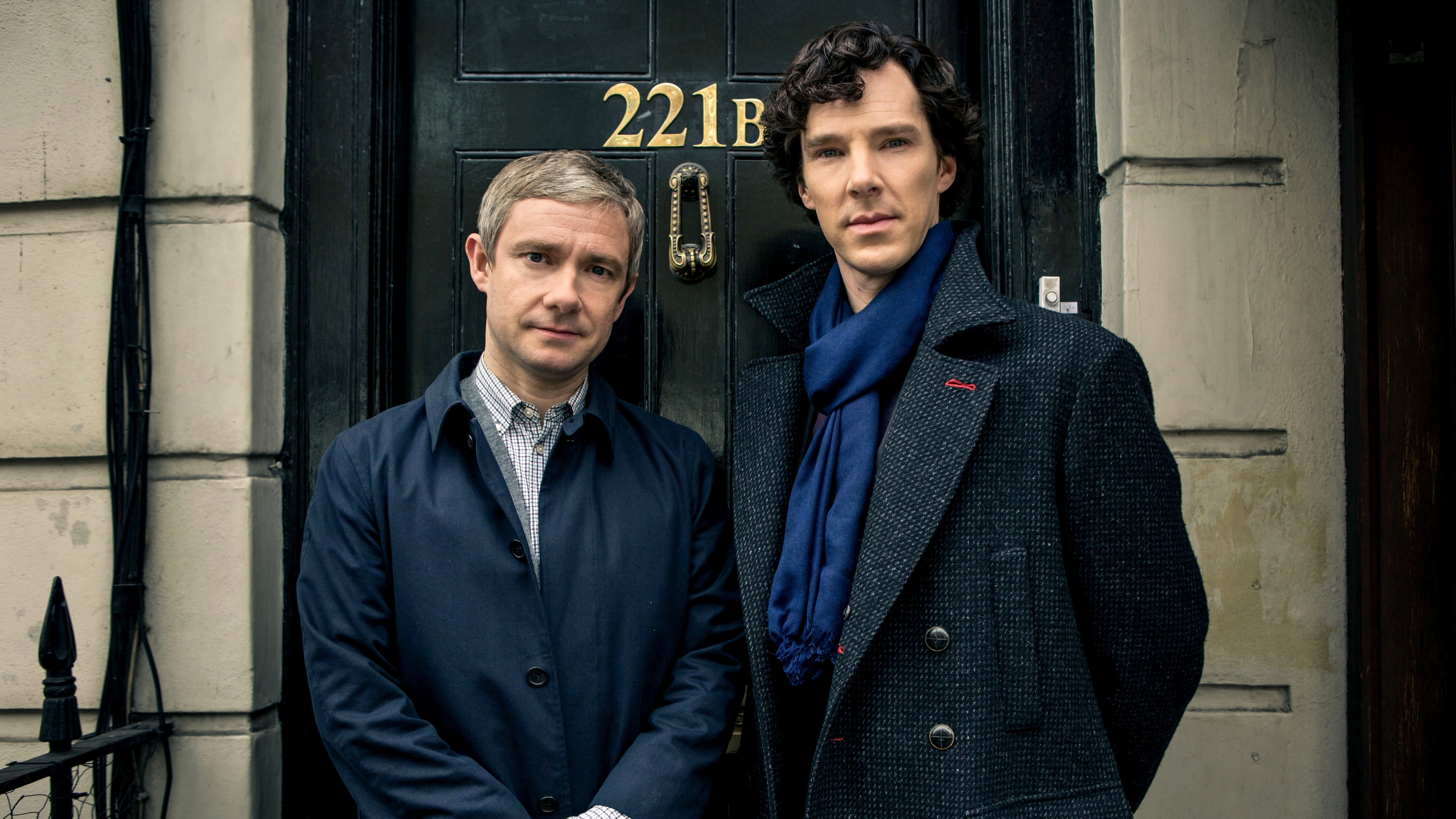 "The internet can't help but point out this *tiny* mistake in the latest ""Sherlock"" episode"