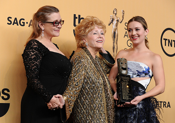 Billie Lourd just posted her first public message about Carrie Fisher and Debbie Reynolds, and we're sending so much love her way today