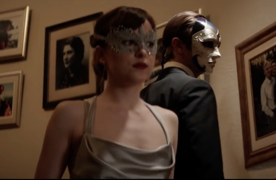 "There's a slightly new version of the ""Fifty Shades Darker"" trailer, and we're admittedly way too excited about this"