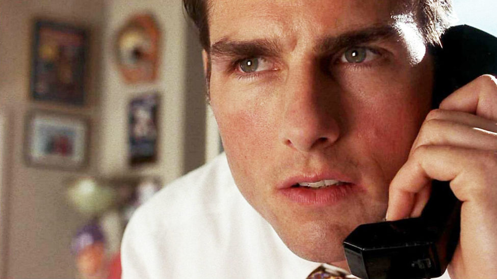 Cameron Crowe opened up about where the character Jerry Maguire came from, and it's super interesting