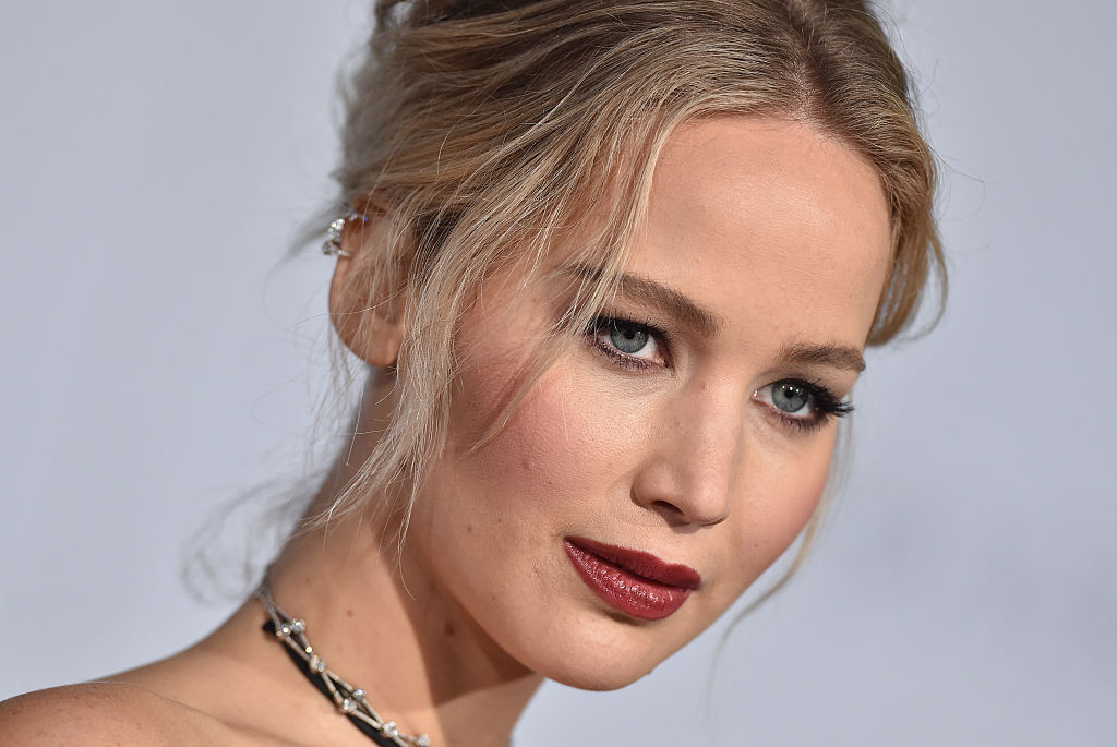 Jennifer Lawrence says she's never had a New Year's Eve kiss, which is surprising but totally fine