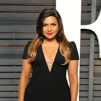 Mindy Kaling is currently taste testing fat-free yogurts in her free time, and, RESPECT