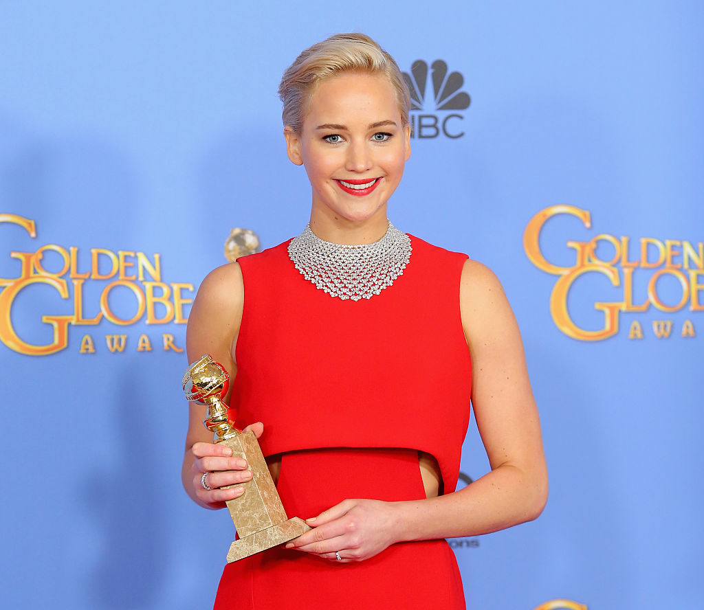 Will Jennifer Lawrence be at the 2017 Golden Globes?