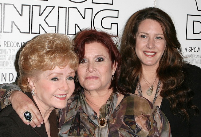Carrie Fisher's sister said she knew Debbie Reynolds would not last long without Carrie, and we think that's so tragically beautiful