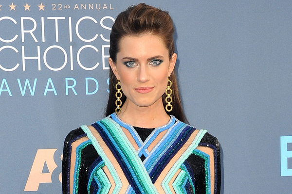 "Allison Williams revealed her one regret — That she didn't get enough screen time on ""Girls"""