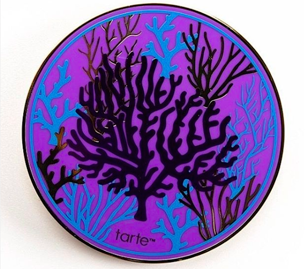 Tarte's new limited-edition Rainforest of the Sea eyeshadow Palette Vol. II looks mesmerizing