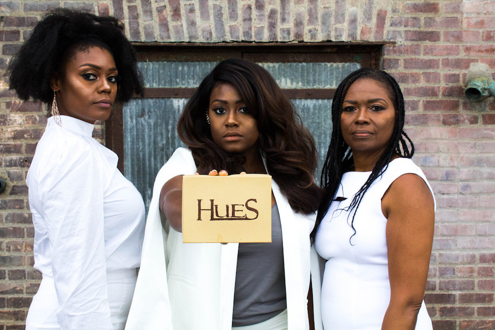 Huesbox is a new beauty subscription service curated exclusively for women of color