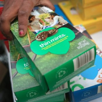 They've added two new Girl Scout Cookie flavors, and what a time to be alive!