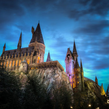 There might be nighttime fireworks show at Harry Potter World and we are booking a trip NOW