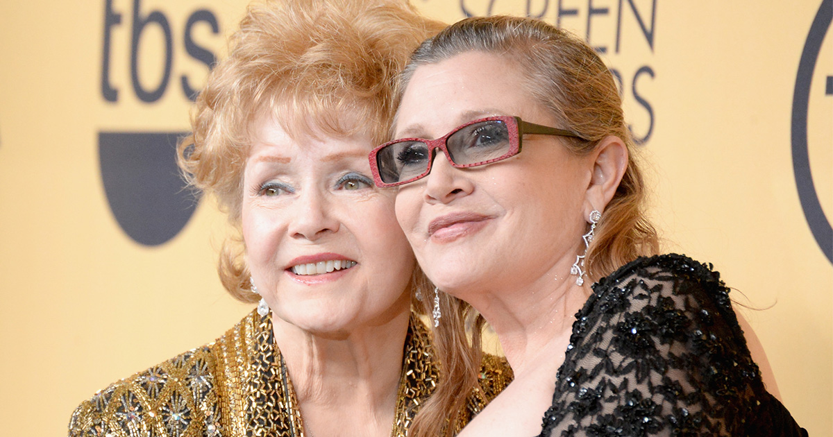 Watch the trailer for Debbie Reynolds and Carrie Fisher's documentary and prepare to get emotional