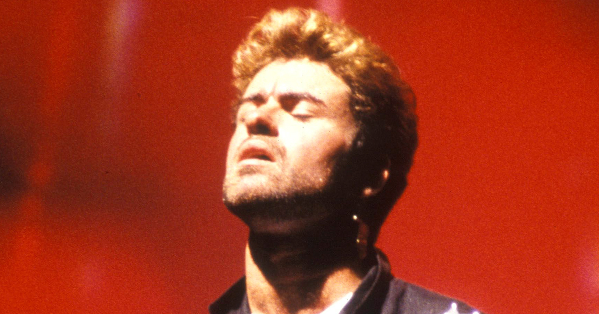 George Michael's music has climbed the charts again and it feels so right