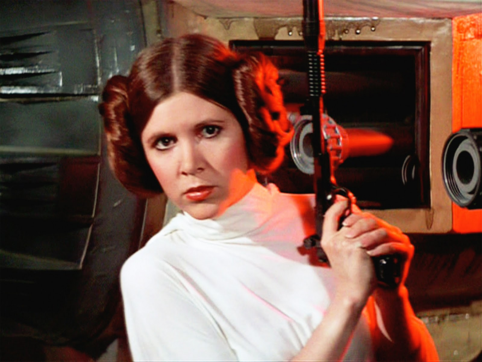 Fans are fighting for Leia to become an official Disney Princess after Carrie Fisher's death