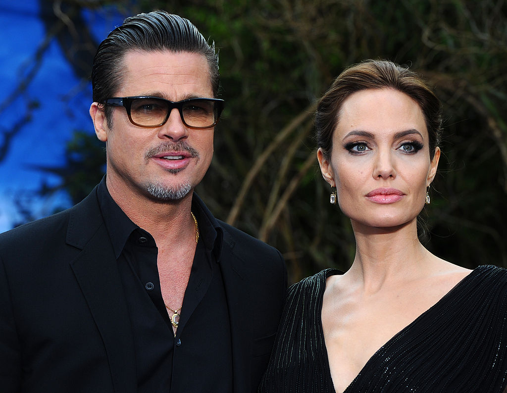 There's been an update on Brad and Angelina's divorce, and this just seems so complicated