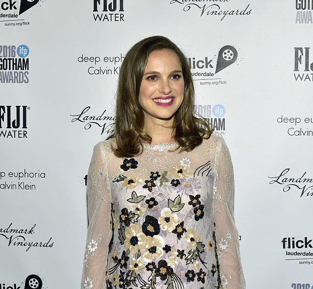 Natalie Portman still thinks about kissing this iconic actor, and it's really sweet