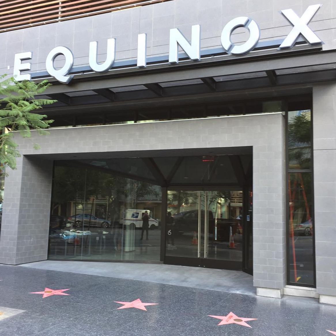 Equinox Gym's moving ad campaign features a model with mastectomy scars