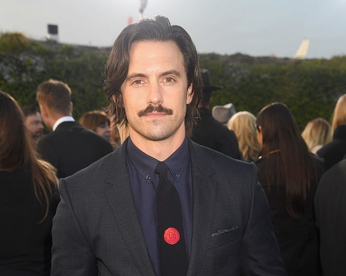 "Milo Ventimiglia (aka Jess from ""Gilmore Girls"") made his New Year's resolution with a twist"