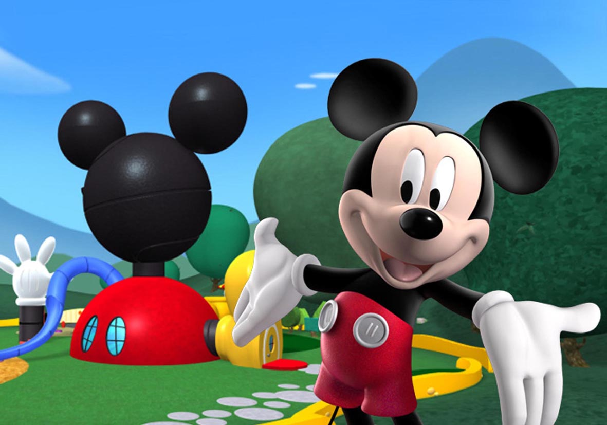 Mickey Mouse is totally different in Italy, and it's blowing our Disney-loving minds