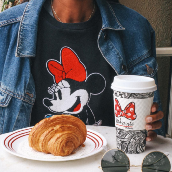 This Los Angeles coffee shop is honoring Minnie Mouse in the cutest way