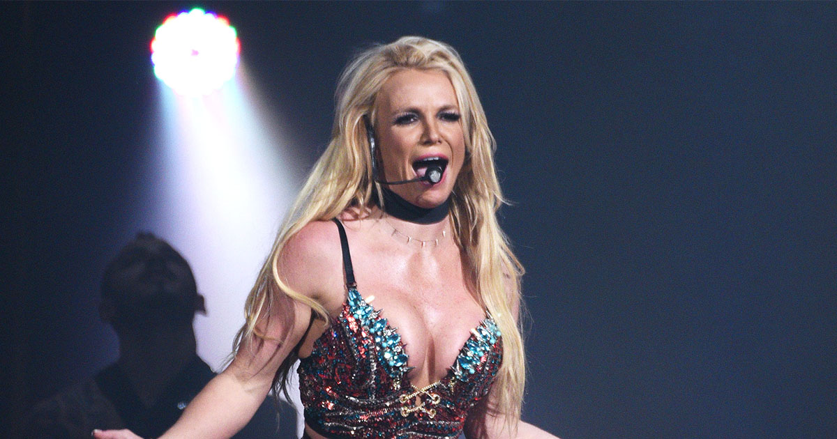 Guys! Britney Spears *really* wants to go on tour and we NEED it to happen