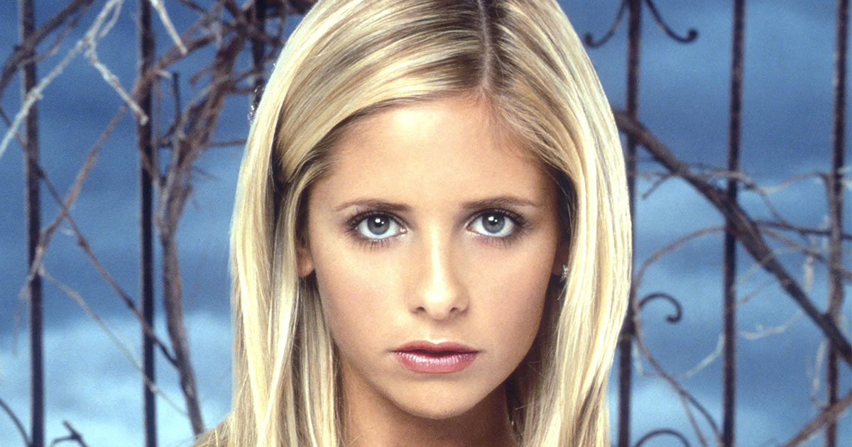 Sarah Michelle Gellar revealed what she learned by playing Buffy the Vampire Slayer and it's profound
