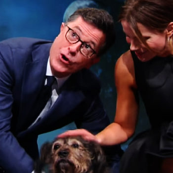 Kate Beckinsale and Stephen Colbert gave us tips for hunting werewolves, and we hope we never need these