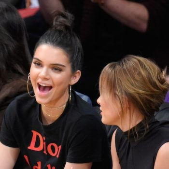 Kendall Jenner got a giant snake tattoo — but there's a catch