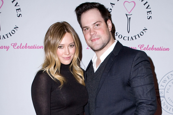 Hilary Duff says her ex-husband Mike Comrie is the BEST coparent and we love this little modern family