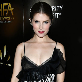 Anna Kendrick had a pretty dope response for why female celebs are always asked to weigh in on feminism and sexism