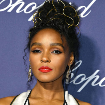 Janelle Monáe is sending hidden messages via her hair and we are following the clues