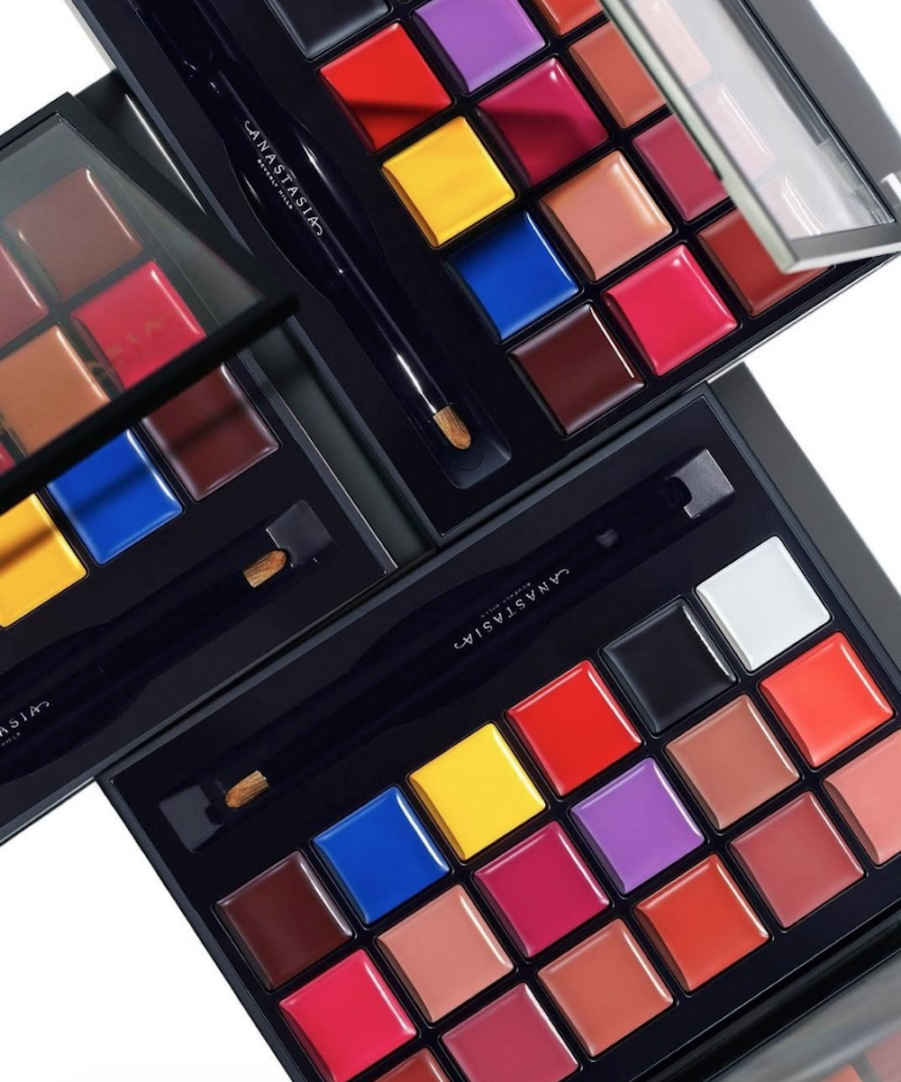 Anastasia Beverly Hills is launching the most colorful and versatile lip palette