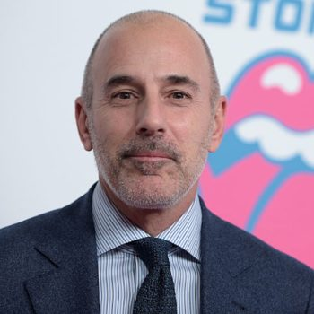 Matt Lauer admitted the whole choker thing was a joke, and we're a little disappointed
