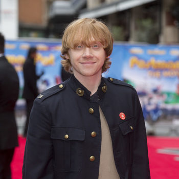 """We totally missed J.K. Rowling's sneaky shoutout to Rupert Grint in """"Harry Potter and the Half-Blood Prince"""""""