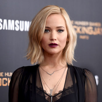 """You can actually buy Jennifer Lawrence's sexy mesh """"Passengers"""" swimsuit here on earth"""