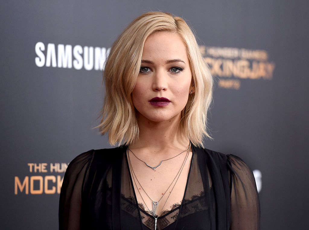 "You can actually buy Jennifer Lawrence's sexy mesh ""Passengers"" swimsuit here on earth"