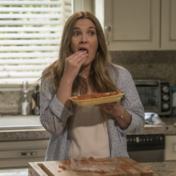 Hold up, Drew Barrymore's new Netflix show is about zombies, and we are here for this