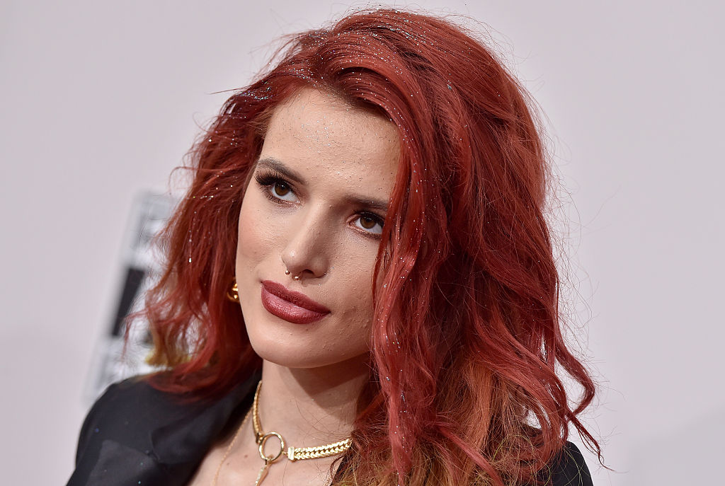 Bella Thorne has kicked off the mermaid highlighting trend of 2017