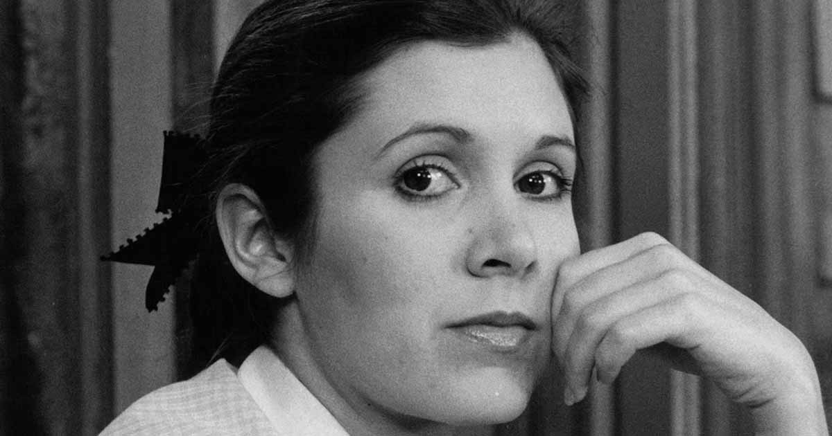Carrie Fisher's memorial service sounded like the most perfect send off for a true princess