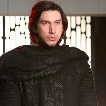 "Adam Driver has teased what we can expect from Kylo Ren in ""Star Wars: Episode VIII"""