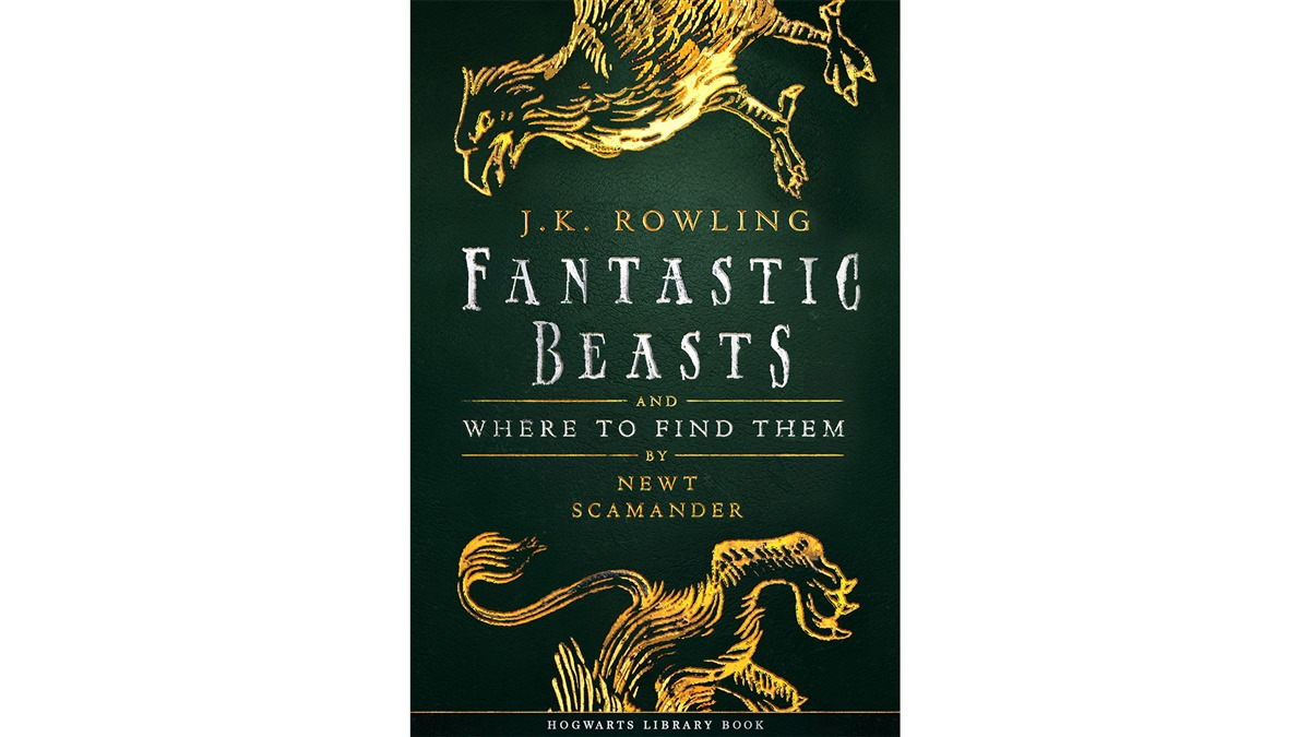 Fantastic Beasts Pottermore Cover