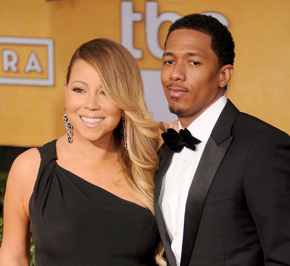 Nick Cannon and Mariah Carey prove that co-parenting can be a breeze in this gorgeous family photo