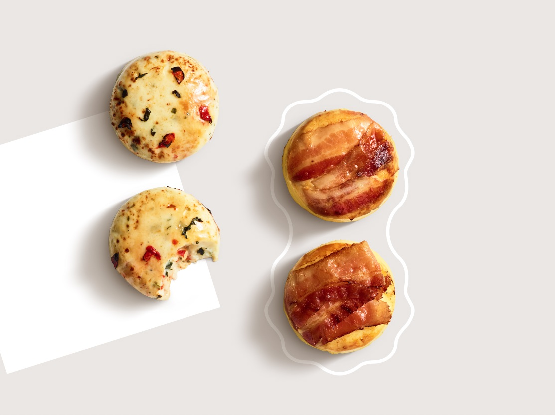 Starbucks' new breakfast menu item is extra fancy