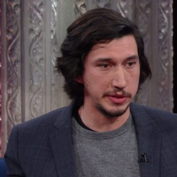 Adam Driver can only recall fond memories of Carrie Fisher, which is very touching