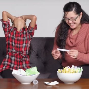These parents explained periods to their kids, and yep, it's as awkward as it sounds