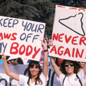 I got an abortion at Planned Parenthood, and it is crucial that I tell my story right now