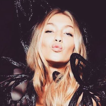 Gigi Hadid went makeup-free on Snapchat and it's stunning