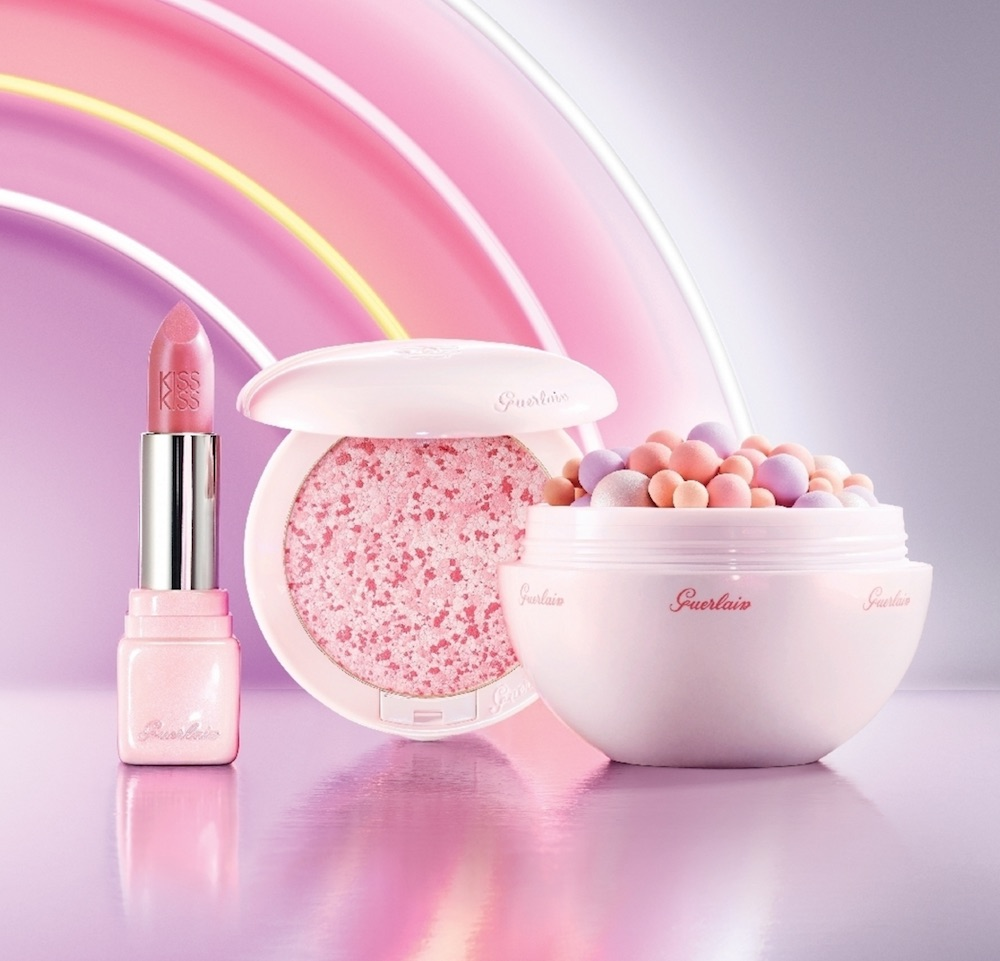 Guerlain is celebrating their iconic Météorites line with a new, dreamy limited-edition collection