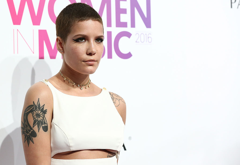 Halsey made Forbes' 30 Under 30 list, and we're seriously cheering her on